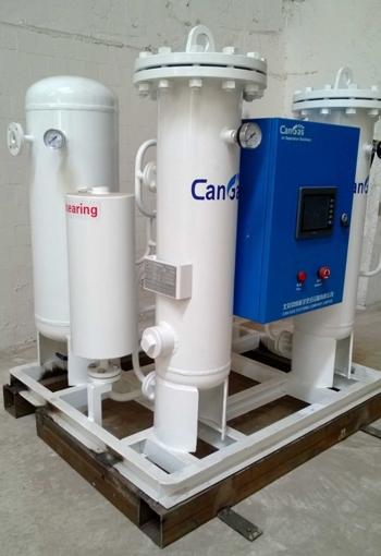 Генератор азота CAN GAS для завода конструкционных труб